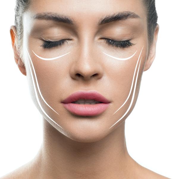 「しわ・たるみ・ほうれい線・毛穴」治療の特徴