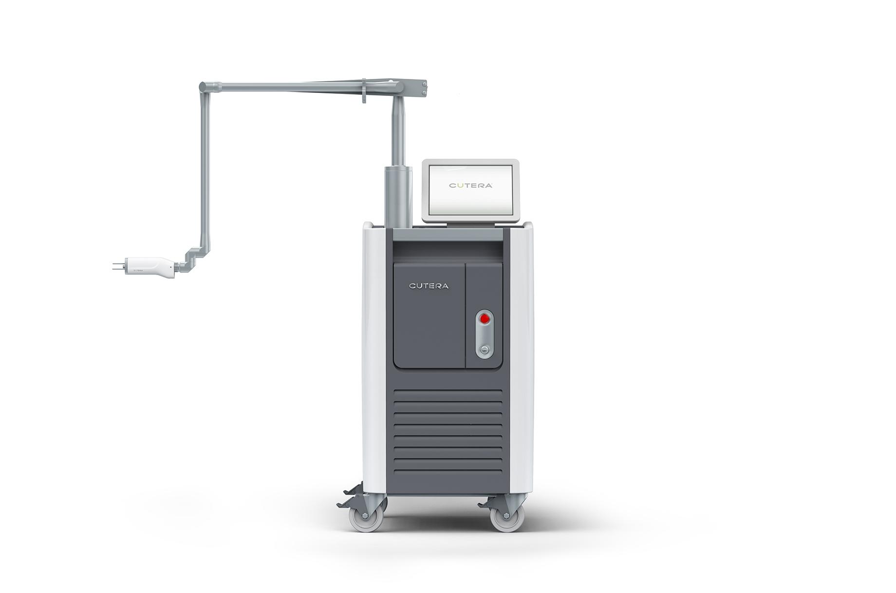 2つの照射モード搭載で、多彩なコンビネーション治療が可能