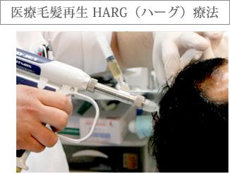 医療毛髪再生 HARG(ハーグ)療法